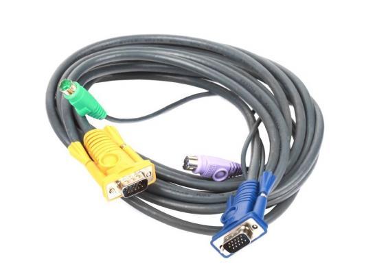 Комплект кабелей для DKVM-IP1/IP8 D-Link DKVM-IPCB5