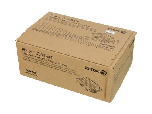 Картридж Xerox 106R01411 для Phaser 3300MFP черный 5000стр
