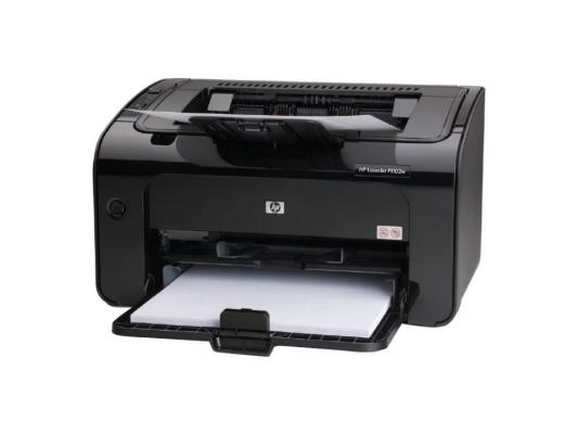 Принтер лазерный HP Laser Jet Pro P1102w (CE658A)