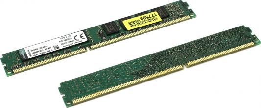 Оперативная память DIMM DDR3 Kingston 8Gb (pc-10600) 1333MHz (KVR13N9S8K2/8)