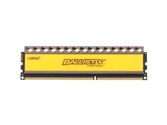 Оперативная память DIMM DDR3 Crucial Ballistix 4Gb (pc-12800) 1600MHz  (BLT4G3D1608DT1TX0CEU)