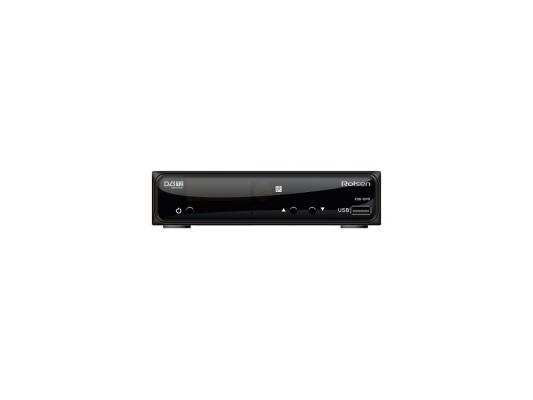 Тюнер цифровой DVB-T2 Rolsen RDB-510N HDMI RCA SPDIF