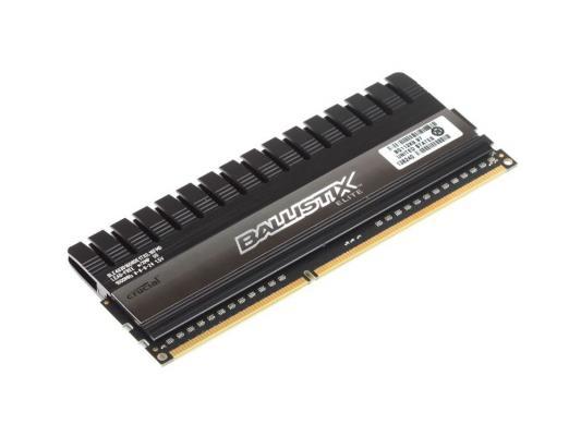 Оперативная память DIMM DDR3 Crucial Ballistix 4Gb (pc-12800) 1600MHz  (BLE4G3D1608DE1TX0CEU)
