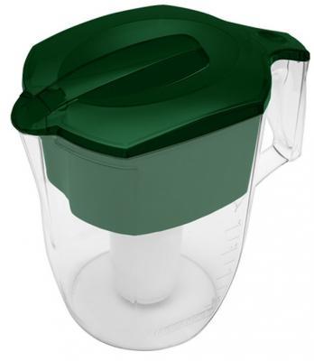 Фильтр для воды Аквафор ГАРРИ кувшин зеленый + 1 доп.модуль