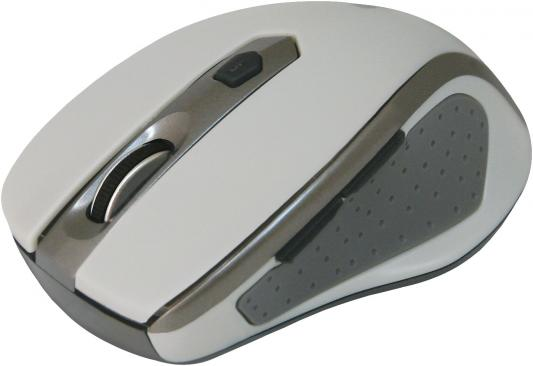 Мышь беспроводная DEFENDER Safari MM-675 Nano бежевый USB 52677 цена и фото