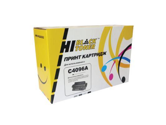 Картридж Hi-Black для HP C4096A LJ 2100/2200 5000стр колесные диски nz wheels sh627 6x14 4x98 d58 6 et35 mbf