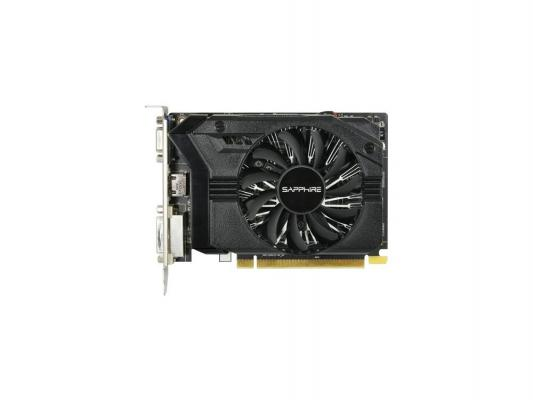 Видеокарта 2048Mb Sapphire R7 250 PCI-E BOOST D-Sub DVI HDMI 11215-01-10G OEM