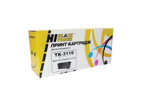 Картридж Hi-Black для Kyocera TK-3110 FS-4100DN 15500стр kyocera tk 540k 5 000 стр black для fs c5100dn