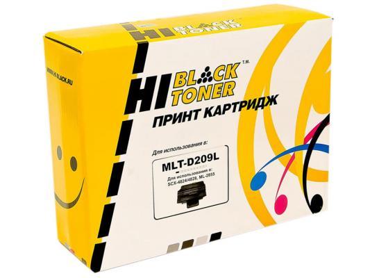 цена на Картридж Hi-Black для Samsung MLT-D209L SCX-4824HN/4828HN 5000стр