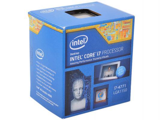 Процессор Intel Core i7-4771 <Socket 1150> (3.5/8Mb) Box
