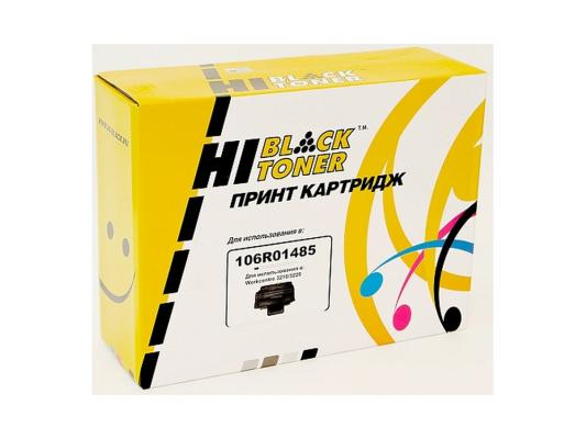 Картридж Hi-Black для Xerox 106R01485 WC 3210/3220 2000стр картридж для принтера и мфу hi black hb ce312a