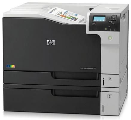 Принтер HP Color LaserJet Enterprise M750dn D3L09A цветной A3 30ppm 1Gb дуплекс Ethernet USB замена CE708A CP5525dn мфу hp laserjet enterprise mfp m527f f2a77a ч б a4 43ppm 1200x1200dpi duplex ethernet usb