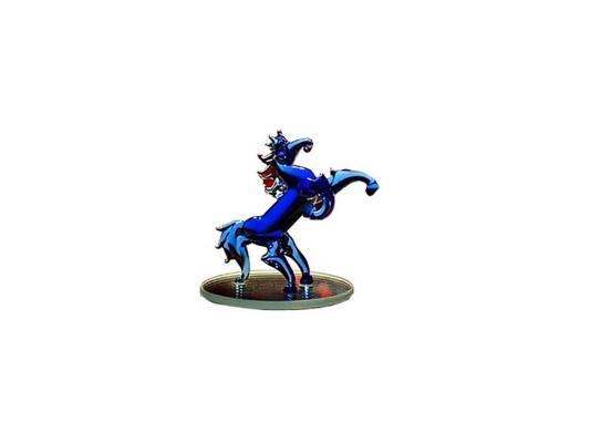 Сувенир из стекла Orient HR01.Лошадка-символ 2014 года сувенир 2016 года