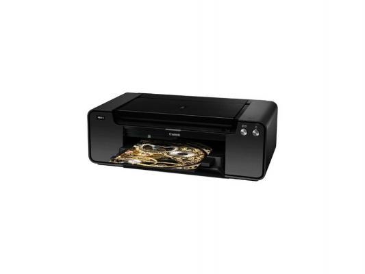 Принтер струйный Canon PIXMA Pro-1 <4786B009> A3,Ethernet (RJ-45),USB 2.0