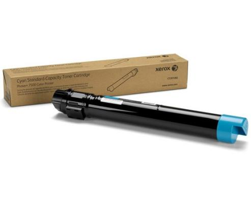 Картридж Xerox 106R01440 для Phaser 7500 голубой 9600стр