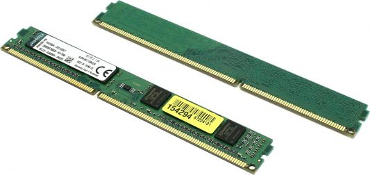 Оперативная память DIMM DDR3 Kingston 8Gb (pc3-12800) 1600MHz (KVR16N11S8K2/8)