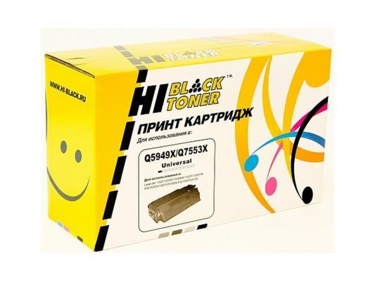 Картридж Hi-Black для HP Q5949X/Q7553X LJ P2015/1320/3390/3392 7000стр hp hp 920