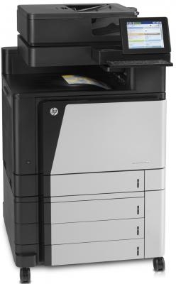 МФУ HP Color LaserJet Enterprise 800 MFP M880z+ A2W76A цветной A3 46ppm факс дуплекс HDD 320Гб Ethernet USB принтер hp color laserjet enterprise m652dn