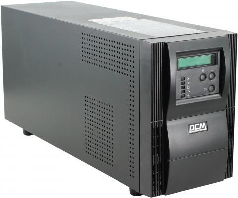 купить ИБП Powercom VGS-1500XL Vanguard 1500VA/1350W RS232 USB 2xEURO недорого
