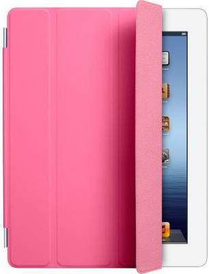 Чехол-книжка Apple Smart Cover для iPad 2 iPad 3 розовый MD308ZM/A