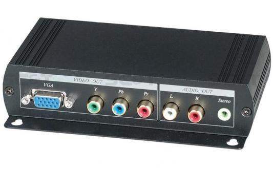 цена на Преобразователь SC&T HVY01 для HDMI в VGA или компонентный видеосигнал и стерео аудиосигнал