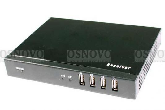 Приёмник OSNOVO RA-Hi/1 для HDMI и USB сигналов для передатчиков TA-Hi07 или TA-Hi15 до 100м