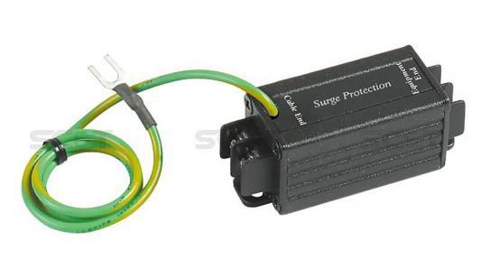 Устройст грозозащиты SC&T SP004 для цепей видео или данных 1 вход (клеммы/1выход клеммы