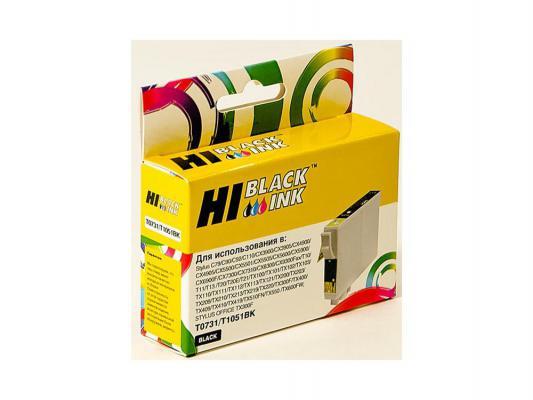 Картридж Hi-Black для Epson T07314/C13T10514A10 C79/C110/T40W/TX200/400/TX600FW черный