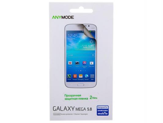 Защитная пленка Samsung F-BYSP000RCL для Samsung GT-I9152 Galaxy Mega 5.8 прозрачная 2шт