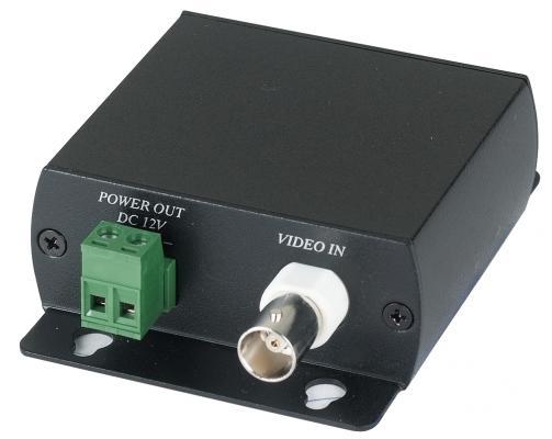 Фото - Приемопередатчик SC&T TTP111VPC для видеосигнала и питания до 600 м приемопередатчик аудиосигнала sc