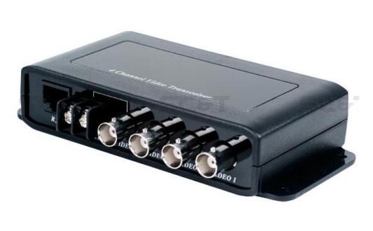 Приемопередатчик видеосигналов SC&T TTP414VD 4 канала видео по витой паре на 600 м 5pcs free shipping bta16 600b bta16 600 bta16 triacs 16 amp 600 volt to 220 new original