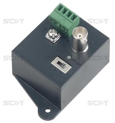 Передатчик видеосигнала SC&T TTA111VT по витой паре на 2400 м TTA111VT-2
