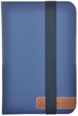 "Чехол Good Egg для планшета 7"" Blue кожа (GE-UNI7LIR2227)"