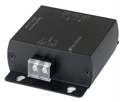 Устройство грозозащиты SC&T SP001P-AC220 для цепей питания 220-240 В переменного тока 1 вход 2 клеммы/1 выход 2 клеммы t 240
