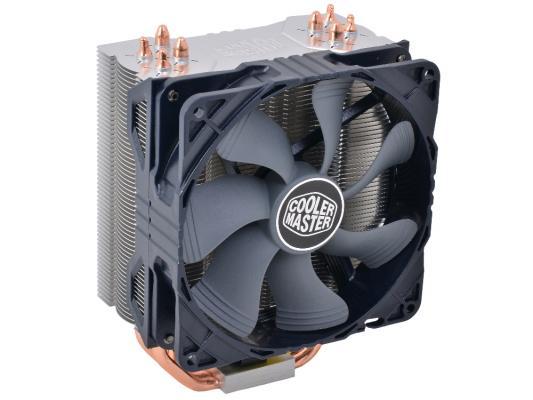 Кулер для процессора Cooler Master Hyper 212 EVO Socket 1366/1150/1155/1156/775/AM3+/FM1/FM2/FM2+/AM3/AM2+/AM2 RR-212E-16PK-R1 cooler for cpu cooler master masterair maker 8 maz t8pn 418pr r1 775 1366 1156 1155 1150 2011 2011v3 am3 am3 am2 fm2 fm2 fm1