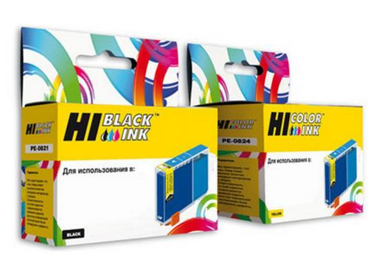 Картридж Hi-Black для HP №920XL/CD975AE Officejet 6000/6500/7000 черный картридж hi black c4907ae для hp officejet pro 8000 8500 голубой 1400стр