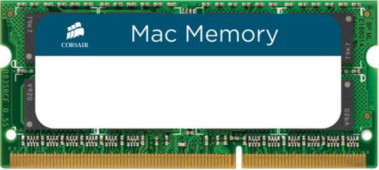 Оперативная память SO-DIMM DDR3 Corsair 8Gb (PC-12800) 1600MHz (CMSA8GX3M1A1600C11) kate spade new york gem eraser set