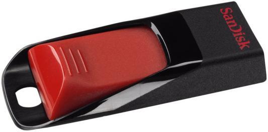 Внешний накопитель 64Gb <USB> SanDisk Cruzer Edge (SDCZ51-064G-B35) usb накопитель sandisk sdcz33 064g b35 sdcz33 064g b35