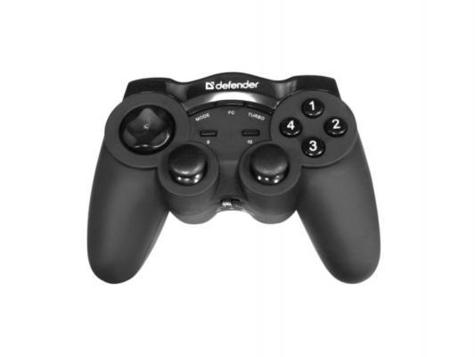 Геймпад Defender GAME RACER WIRELESS G2 USB 64259