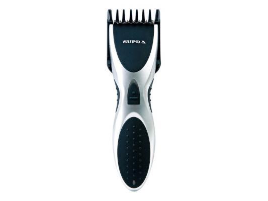 Машинка для стрижки волос Supra HCS-202 чёрный бритва supra rs 204 чёрный