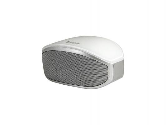 Портативная акустика DEFENDER 1.0 Moon Power White (65572)