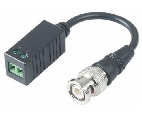 все цены на Приемопередатчик SC&T TTP111VEL пассивный 1-канальный для передачи видеосигнала кабелю витой паре CAT5 онлайн