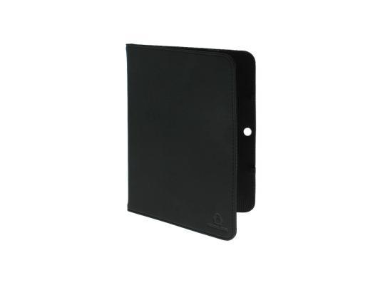 """Чехол для Samsung Galaxy Tab3 10.1""""P5200/5210 Good Egg Lira Black кожа (GE-GT5200LIR2230)"""
