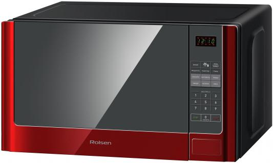 СВЧ Rolsen MG2380SLR 800 Вт красный