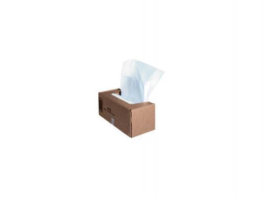 Мешки для уничтожителей бумаг Fellowes модели 75Cs/99Ci/1250 38 литров 100шт в упаковке FS-36052