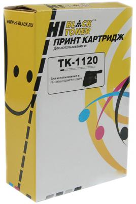 Картридж Hi-Black для Kyocera TK-1120 FS-1060DN/1025MFP/1125MFP 3000стр new original kyocera 302hn94140 solenoid toner for fs 1060 1025 1125 p1025 m1025
