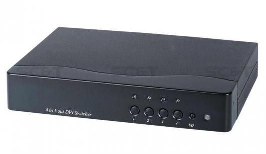 Коммутатор SC&T DS04 для DVI сигнала 4 входа/1 выход gibraltar sc cfs 4
