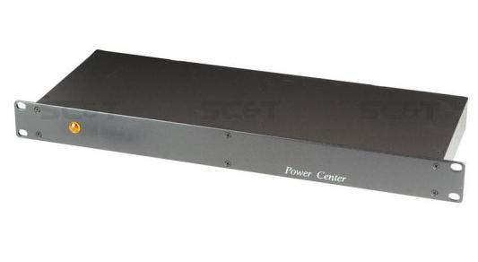 Блок питания SC&T PR816 на 16 каналов, AC 24V, 0.5A/канал