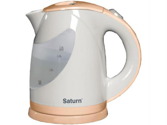 Чайник Saturn ST-EK 0004 бежевый