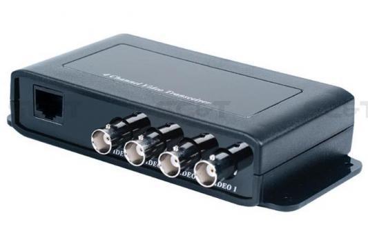 Приемопередатчик видеосигнала SC&T TTP414VH 4-канальный по витой паре на 600 м 5pcs free shipping bta16 600b bta16 600 bta16 triacs 16 amp 600 volt to 220 new original